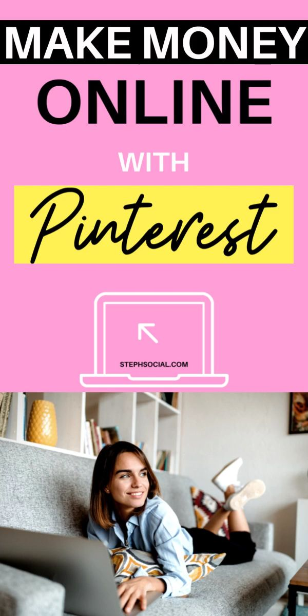 Make Money Online With Pinterest And Affiliate Marketing