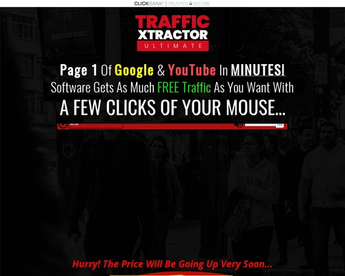 Traffic Xtractor ULTIMATE — Traffic Xtractor